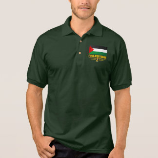 Palestine Polo T-shirt