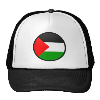 Palestine quality Flag Circle Hat