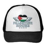 Palestine Rocks v2 Mesh Hats