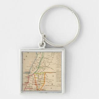 Palestine sous Constantin le Grand, 330 apres JC Key Ring
