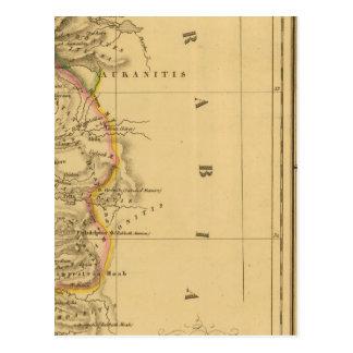 Palestine, the Kingdom of the Israelites Postcard