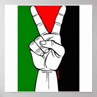 Palestine Victory Poster