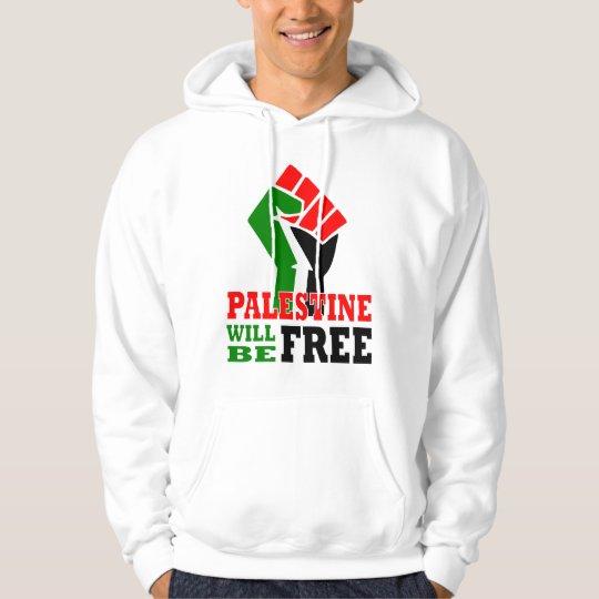 Palestine wil be Free Hoodie
