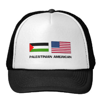 Palestinian American Hats
