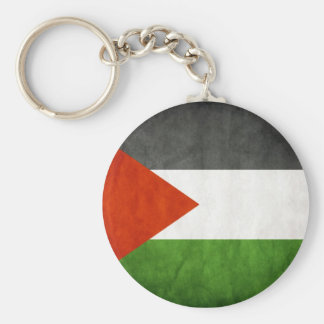 Palestinian Flag Key Ring