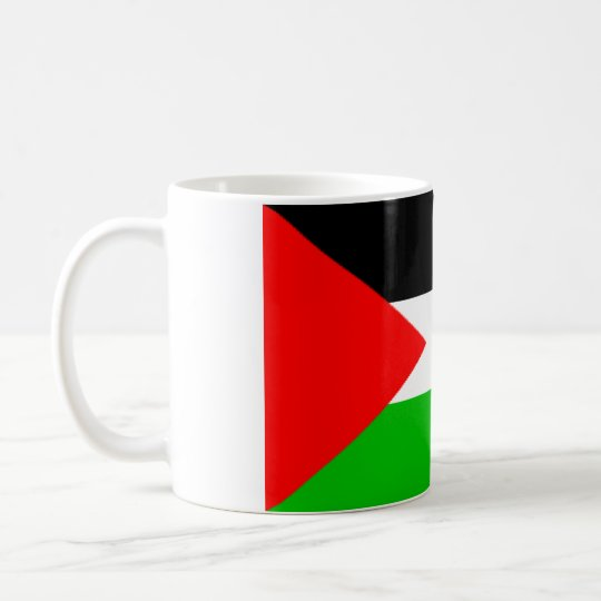 Palestinian Flag Mug