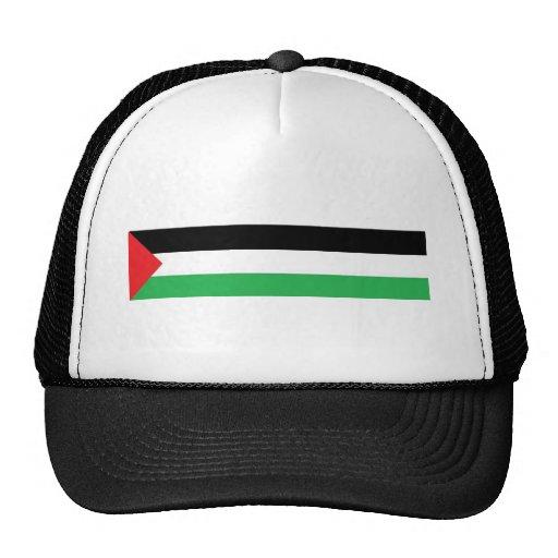 Palestinian Horizon Flag Hat