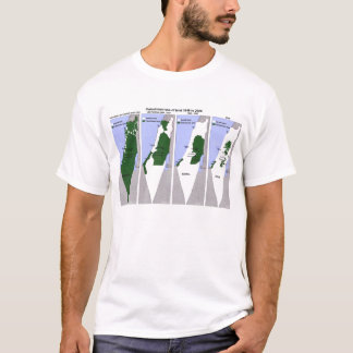 Palestinian Land Map T-Shirt