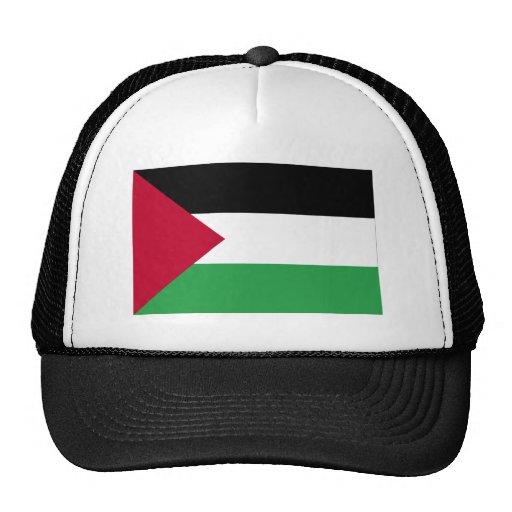 Palestinian Movement Flag Hats