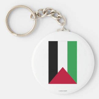 Palestinian Movement Flag Keychain