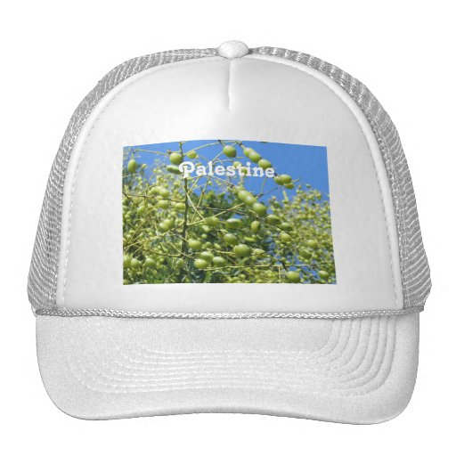 Palestinian Territory Olives Trucker Hat