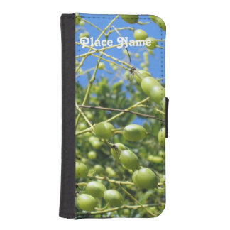 Palestinian Territory Olives iPhone 5 Wallets