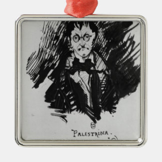 Palestrina in a Black Suit Christmas Ornament