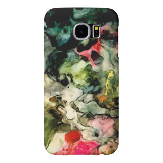 Palette Abstract Pattern Samsung Galaxy S6 Cases