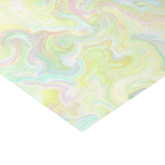 Paletti Of Pastels Tissue Paper