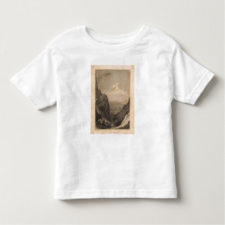 Pali, Oahu, Hawaii Toddler T-Shirt