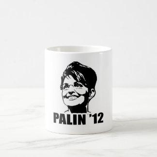 PALIN '12 MUG