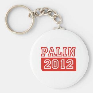 PALIN '12 T-shirts Basic Round Button Key Ring