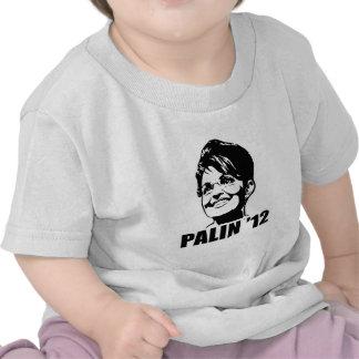 PALIN '12 T-shirts