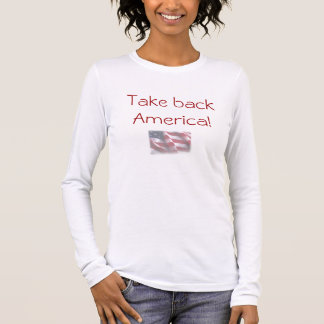 Palin 2012 long sleeve T-Shirt