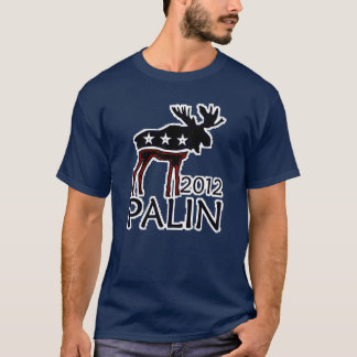 Palin 2012 Moose T-Shirt