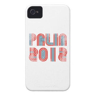 PALIN 2012 red Faded.png iPhone 4 Cases