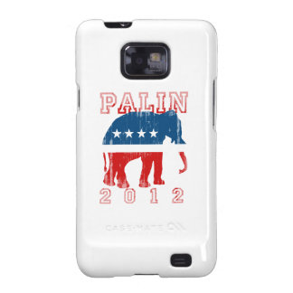 PALIN 2012 (Republican) Faded.png Galaxy SII Case