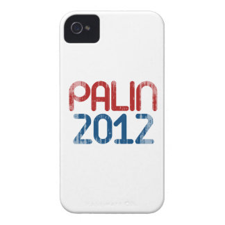 Palin 2012 (retro) Faded.png iPhone 4 Case-Mate Cases
