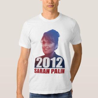 Palin 2012 T-Shirt - Customized