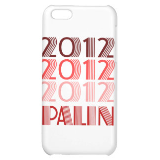 PALIN 2012 VINTAGE iPhone 5C COVER