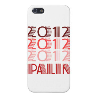 PALIN 2012 VINTAGE iPhone 5 COVER