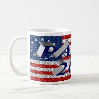 PALIN 2016 Mug, Blue 3D, Betsy Ross
