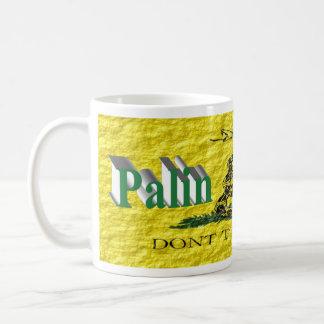 PALIN 2016 Mug, Blue-Green 3D, Gadsden