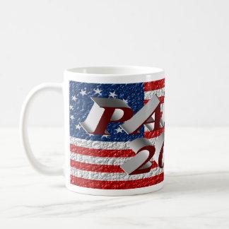 PALIN 2016 Mug, Burgundy 3D, Betsy Ross