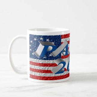 PALIN 2016 Mug, Sea Blue 3D, Betsy Ross
