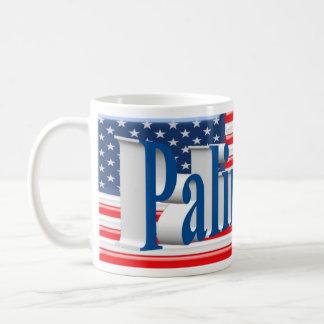 PALIN 2016 Mug, Sea Blue 3D, Old Glory