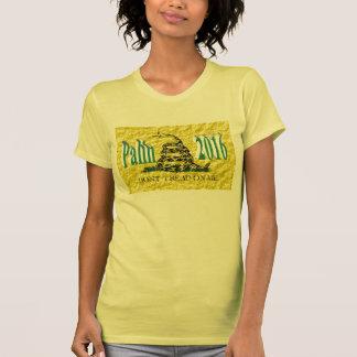 PALIN 2016 Shirt, Blue-Green 3D, Gadsden