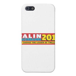 Palin Bachmann 2012 iPhone 5 Cases