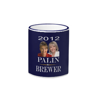 Palin Brewer Mug
