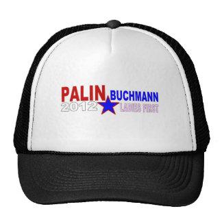 Palin-Buchmann 2012 (Ladies First) Hat