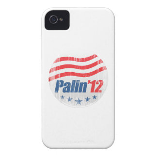 Palin Button 2 Faded.png iPhone 4 Cover