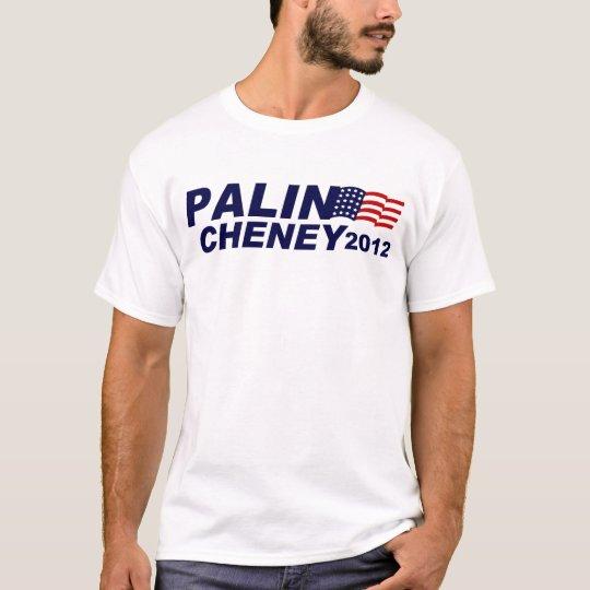 Palin Cheney 2012 T-Shirt