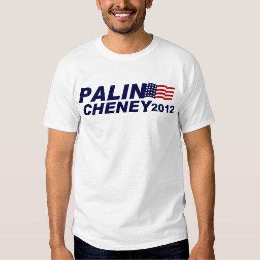 Palin Cheney 2012 T Shirts