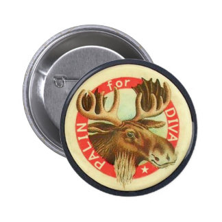 Palin DIVA Moose Button