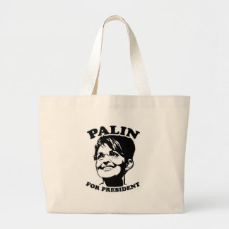 Palin for President Bags