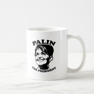 Palin for President Mug