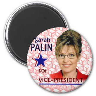 Palin for Veep Magnet