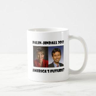 Palin-Jindall 2012 Cup Coffee Mugs