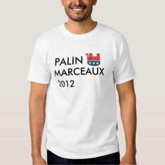 PALIN MARCEAUX 2012 SHIRTS