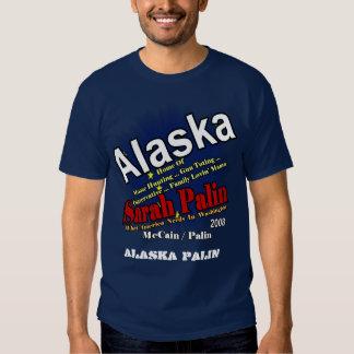 Palin Moose Hunting Mama T Shirts